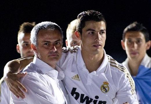 Ronaldo tin rằng HLV Mourinho sẽ giúp MU lấy lại vị thế của một đại gia nếu Người đặc biệt đến Old Trafford.