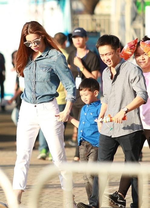 Người hâm mộ thường thấy Hồ Ngọc Hà và Cường Đôla cùng contham gia những hoạt động giải trí. - Tin sao Viet - Tin tuc sao Viet - Scandal sao Viet - Tin tuc cua Sao - Tin cua Sao