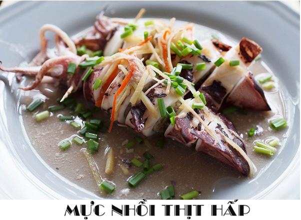 Đứng hình với những món hải sản khiến ai cũng mê mẩn