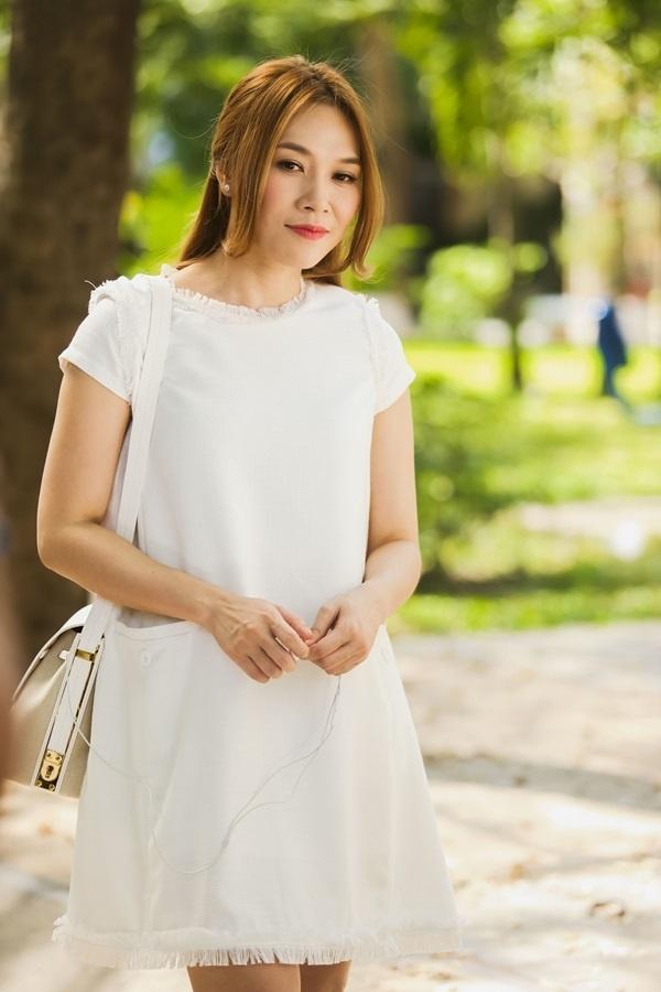 Ở độ tuổi 35, Mỹ Tâm vẫn vô cùng xinh đẹp với gu thời trang đẳng cấp, tinh tế. - Tin sao Viet - Tin tuc sao Viet - Scandal sao Viet - Tin tuc cua Sao - Tin cua Sao