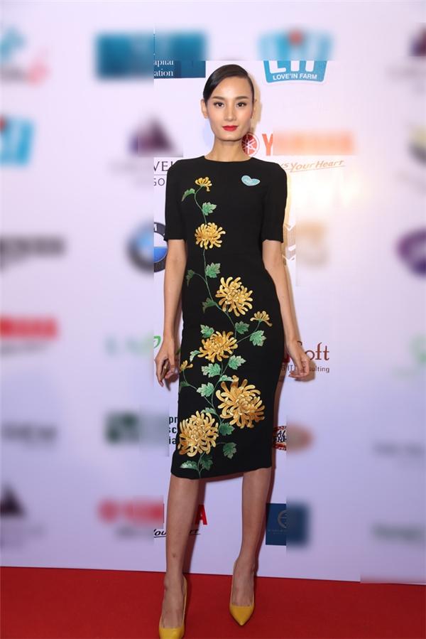 Người mẫu Lê Thuý - Tin sao Viet - Tin tuc sao Viet - Scandal sao Viet - Tin tuc cua Sao - Tin cua Sao