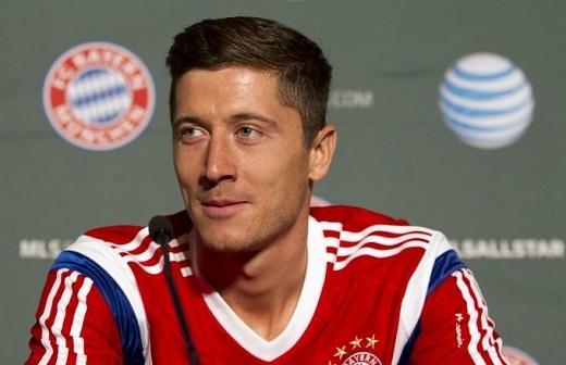 Robert Lewandowski nhiều khả năng sẽ rời Bayern Munich mùa giải năm sau