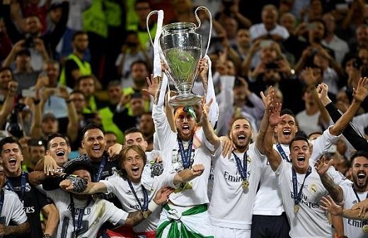 Chức vô địch xứng đáng của Real Madrid.