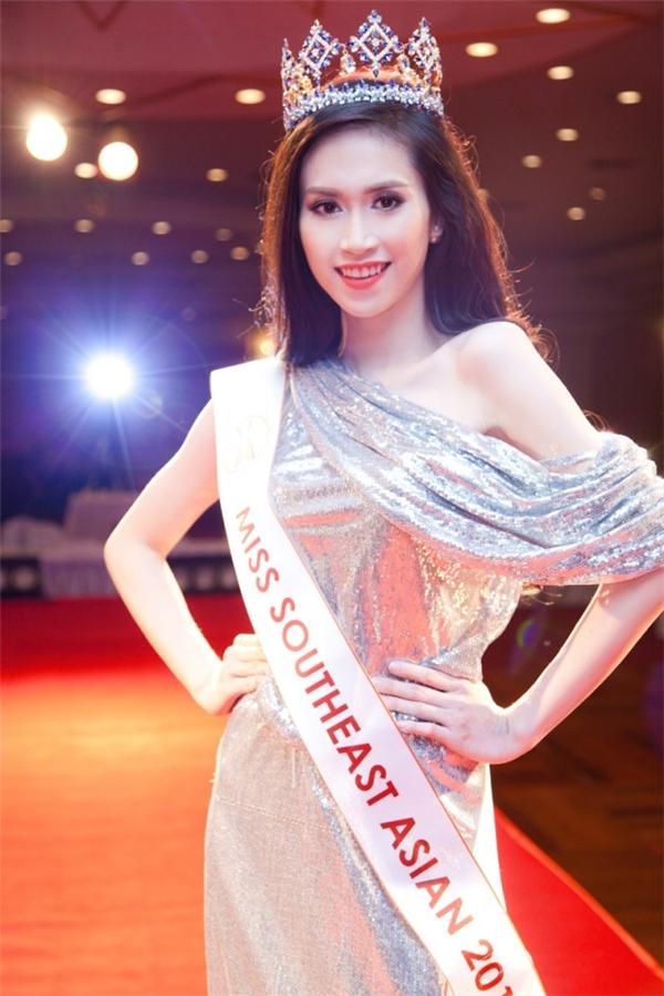 Vào năm 2014-2015, Vũ Trần Triều Thu đạt được ngôi vị hoa hậu tại cuộc thi này. Khi về nước, cô cũng phải đóng phạt vì không được cấp phép. Nhưng ít ra trước đó, Triều Thu từng đạt giải phụ Hoa hậu Ảnh tại cuộc thi Hoa hậu các dân tộc Việt Nam 2013.