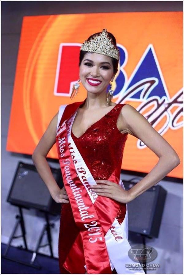 Oanh Yến từng làm tốn nhiều giấy mực của truyền thông, báo chí sau khi đạt được danh hiệu Miss Pancontinential 2015. Dù cố tình lách luật nhưng cuối cùng cô vẫn phải đóng phạt. Danh hiệu của Oanh Yến tại Việt Nam cũng không được công nhận.