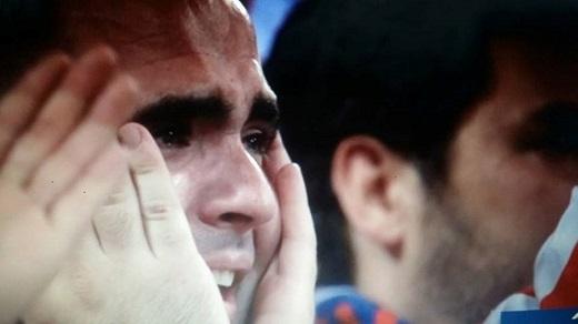 Lần thứ 2 chỉ trong 3 mùa, Atletico thất bại đau đớn.