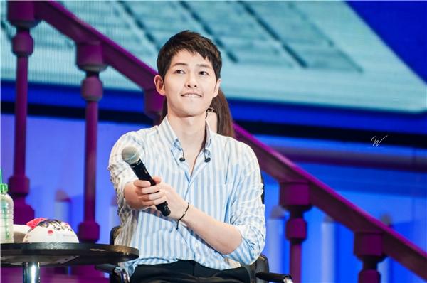 Song Joong Ki nhất quyết không nhận Lee Kwang Soo làm em rể