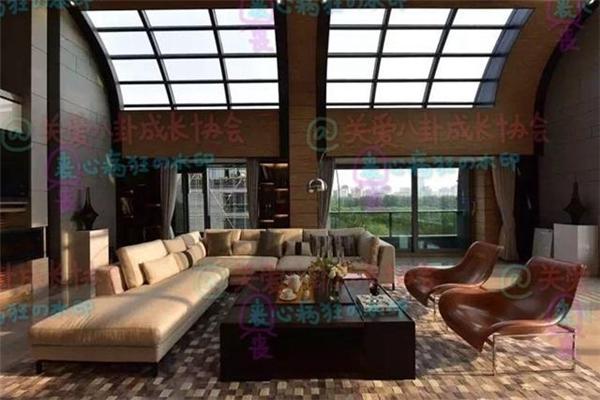 Hình ảnh nội thất bên trong căn biệt thự nơi Phạm Băng Băng - Lý Thần ở