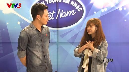 """""""Hot girl cover"""" Mờ Naive xuất sắc đoạt vé vàng tại Vietnam Idol 2016"""