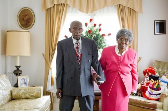 Cuộc hôn nhân của họ được ghi nhận là dài lâu nhất 86 năm, được xác lập kỉ lục Guinness vào năm 2008.