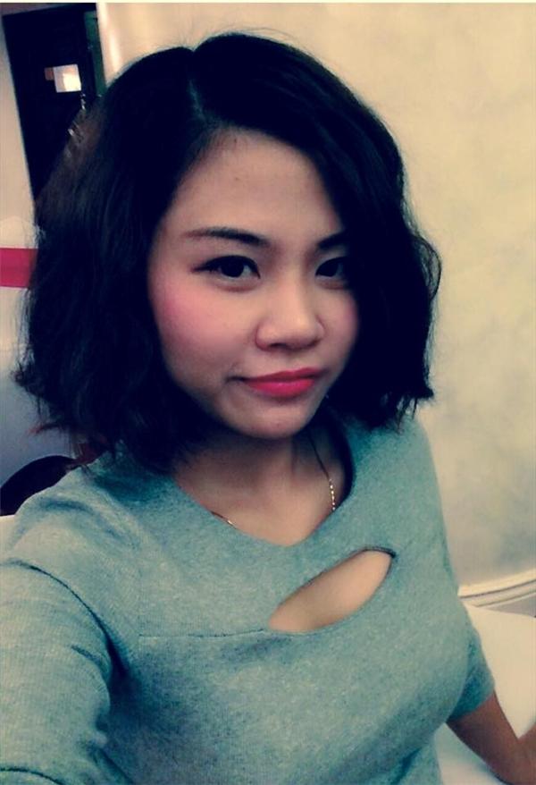 Kim Anh - cô gái được dân mạng tìm kiếm nhờ có hành động đẹp. Ảnh: NVCC.