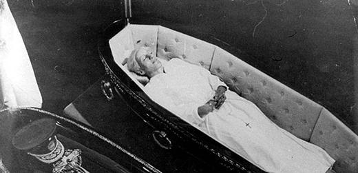 Những lời nguyền bí ẩn của xác ướp khiến bạn sợ run người