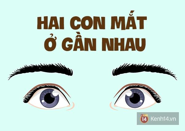 Điều đặc biệt mà đôi mắt nói về bạn
