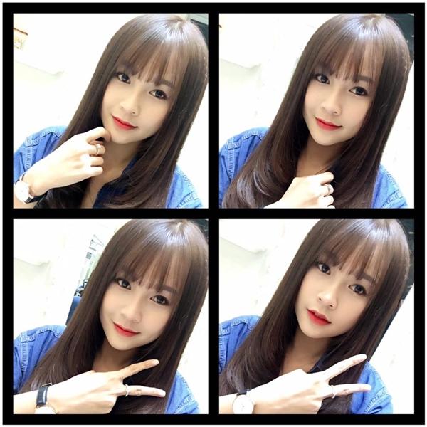 Nữ diễn viên Sam khoe vẻ trẻ trung, dễ thương với mái ngố thưa Hàn Quốc. - Tin sao Viet - Tin tuc sao Viet - Scandal sao Viet - Tin tuc cua Sao - Tin cua Sao