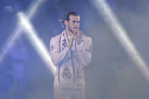 Gareth Bale cũng được quan tâm đặc biệt