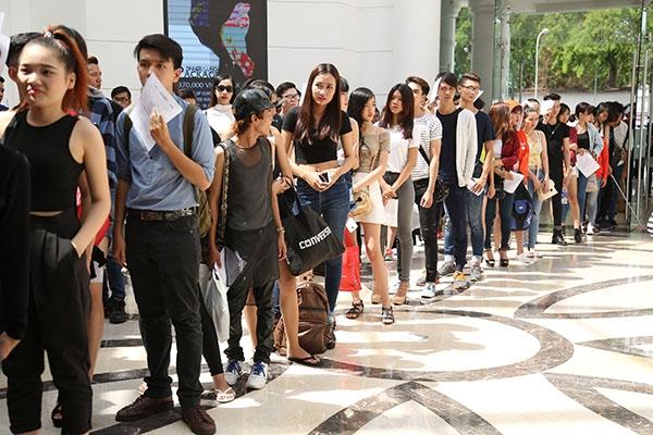 Với tiêu chí phá bỏ mọi giới hạn, mùa giải thứ 7 của Vietnam's Next Top Model thu hút lượng thí sinh tham dự đông hơn những năm trước. Dù không sở hữu chiều cao nổi bật hay chỉ số hình thể cân đối, các chàng trai cô gái vẫn tự tin đến tìm kiếm cơ hội trở thành người mẫu chuyên nghiệp. Ngoài ra, các thí sinh chuyển giới cũng có cơ hội thể hiện bản thân cũng như niềm đam mê với nghề mẫu.