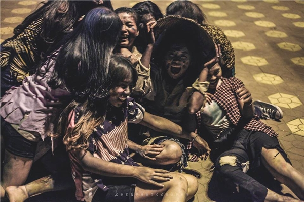 Những hình ảnh này được thực hiện tại thành phố Lạng Sơn chứ không phải ở Quảng Ninhnhư nhiều người đồn đoán. (Ảnh: Internet)