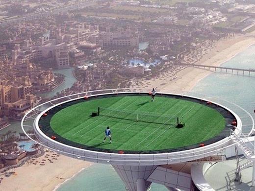 Những hình ảnh chứng minh đại gia Dubai là chịu chơi nhất