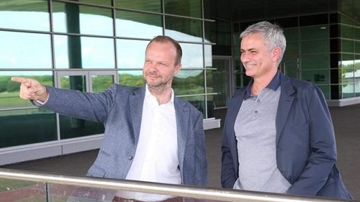 Mourinho đã vạch sẵn trong đầu những cái tên phải ra đi vào hè này.Ảnh: Sky Sport.