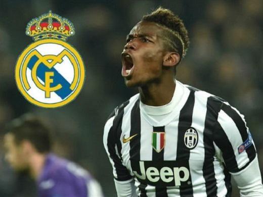 Pogba sẽ giúp Real Madrid toàn diện hơn