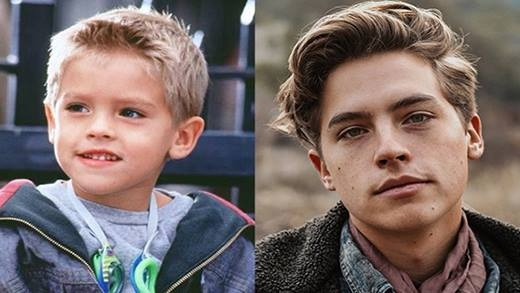 Những sao nhí Hollywood không thể nhận ra khi trưởng thành