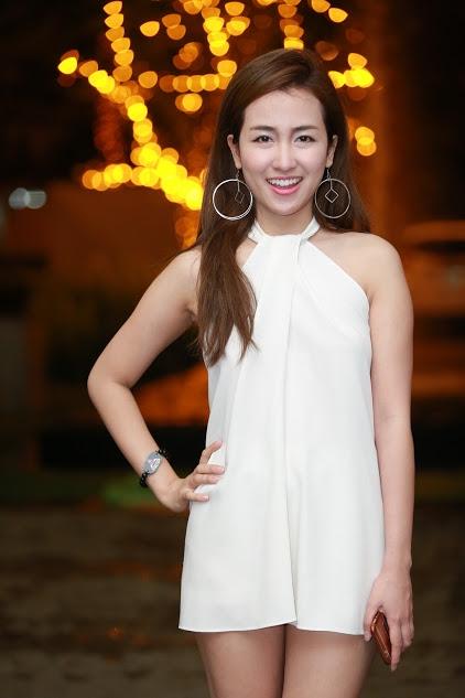 DJ Trang Moon là DJ chính tham dự tại sự kiện The Summer Splash.