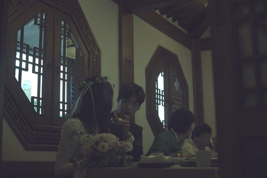 Ảnh hôn lễ không kèn hoa của Ahn Jae Hyun và Goo Hye Sun