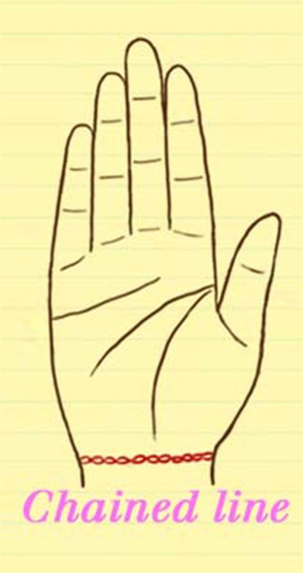 Người có đường cổ tay liền mạch như mắc xích chắc chắn là người chăm chỉ, cần cù. Chính đức tính này mang lại cho bạn nhiều thành công trong cuộc sống.(Ảnh: Internet)