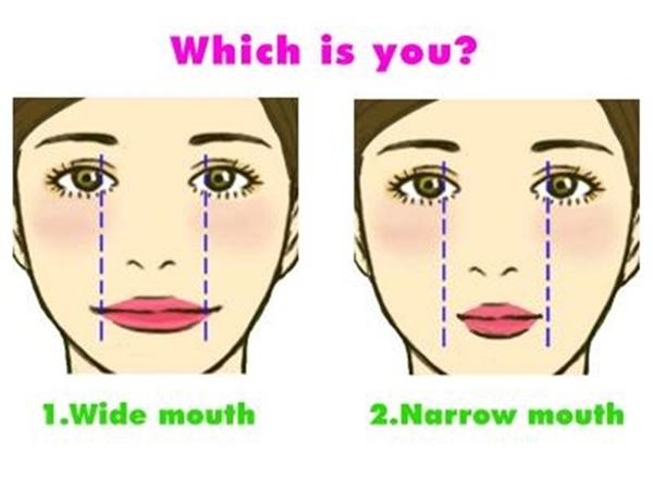 Hình dáng miệng nói gì về bạn?(Ảnh: Internet)