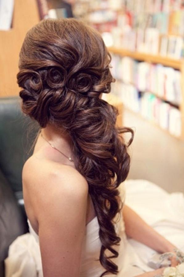 Những kiểu tóc chỉ khiến bạn dám nhìn và ao ước sẽ có một ai đó tết cho mình. (Ảnh: Internet)