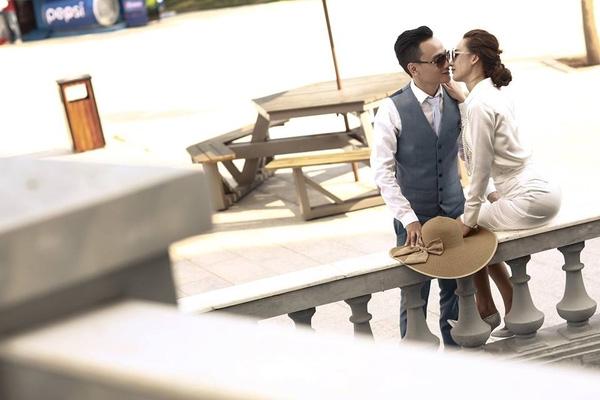 Bộ ảnh cưới mang phong cách sang trọng của Nam - Ánh.