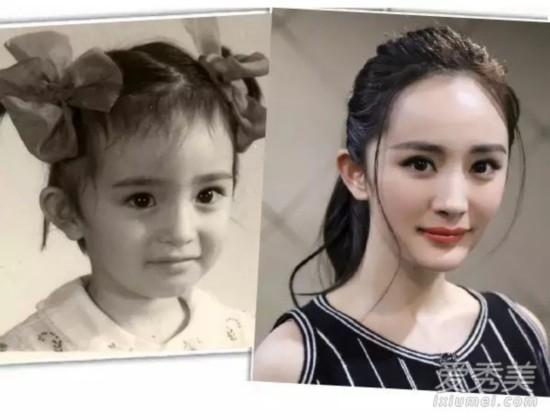Ngắm bộ ảnh thời thơ ấu không thể đáng yêu hơn của dàn sao Hoa ngữ
