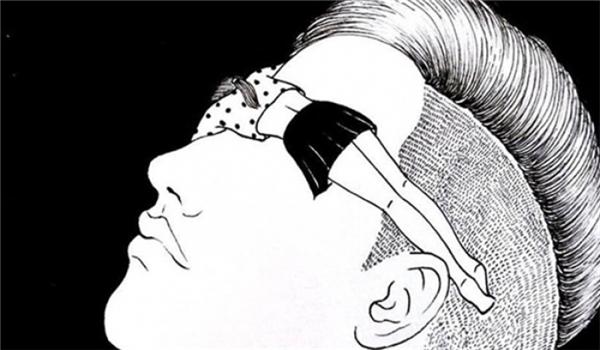 Đàn ông thường rất tinh tường và minh bạch nhưng một khi đã bị đàn bà che mắt thì họ hoàn toàn như một người mù. (Ảnh: Internet)