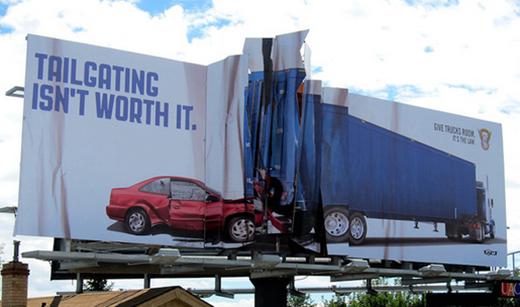 Bạn có biết đã xảy ra bao nhiêu vụ tai nạn thương tâm chỉ vì các xe nối đuôi nhau quá sát hay không?