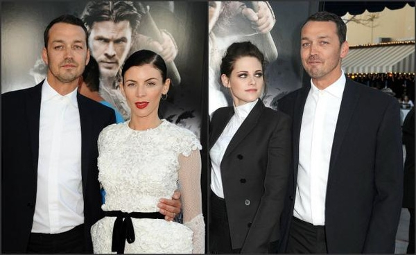 """Năm 2012, sự việc paparazzi bắt gặp Kristen Stewart ngoại tình với đạo diễn Rupert Sanders của phim """"Bạch Tuyết và chàng thợ săn"""" đã trở thành scandal chấn động. Lúc này, Kristen đang hẹn hò với Robert Pattinson, còn Rupert đã có vợ, một con trai và một con gái xinh xắn. Không chỉ mang tiếng """"cắm sừng"""" Robert, Kristen còn bị coi là """"tiểu tam"""" làm cho gia đình Rupert Sanders - Liberty Ross ly tán."""