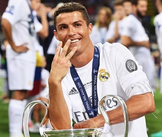 Với Ronaldo, anh thích những danh hiệu cá nhân, là của riêng mình