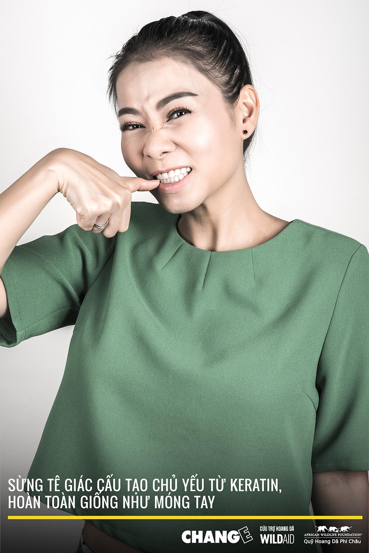 Trong vai trò đại sứ, Thu Minh không chỉ kêu gọi ý thức của mỗi người hay chỉ làm nên một phong trào, mà cô còn dùng những câu chuyện thực tế để truyền tải nguồn cảm hứng và nhận thức rõ ràng cho thế hệ trẻ người Việt. - Tin sao Viet - Tin tuc sao Viet - Scandal sao Viet - Tin tuc cua Sao - Tin cua Sao