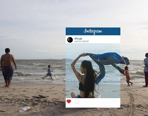Cười té ngửa sự thật về những tấm hình ảo diệu trên mạng xã hội