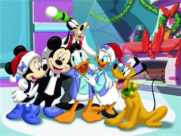 VịtDonalvà chuộtMickeyđã xuất hiện ở phim hoạt hình Disney từ những năm 1934. Có thể nói đây là bộ phim lâu đời, rất được lòng các bạn nhỏ cho tới tận bây giờ. (Ảnh: Internet)