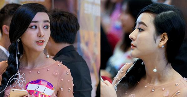 Hà Thừa Hy được chú ý khixuất hiện trên chương trình Super Girl vì có gương mặt giống hệt Phạm Băng Băng.
