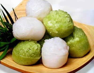 """Bánh cổ truyền Việt Nam - """"Rung động"""" trước những loại bánh độc đáo cổ truyền Việt Nam"""