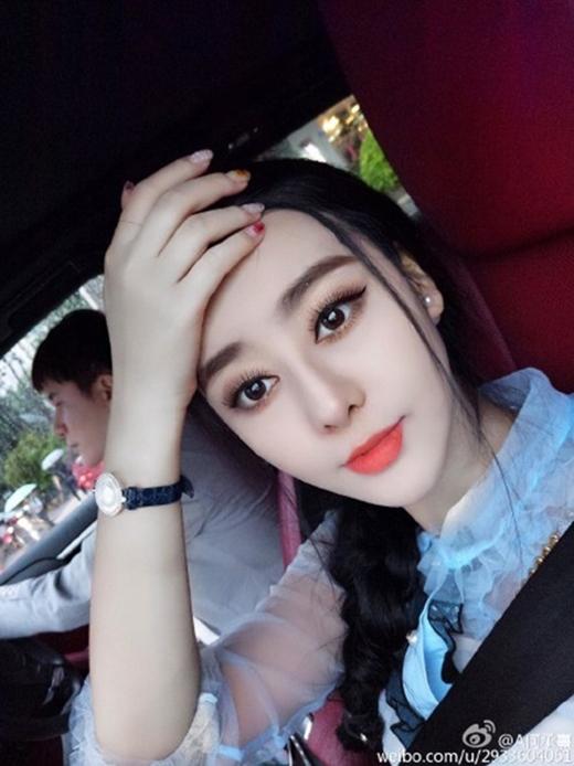 Hé lộ thêm những thông tin về cô gái giống hệt Phạm Băng Băng