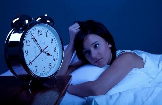 Mất ngủ, stress là những biểu hiện của Thiểu năng tuần hoàn não