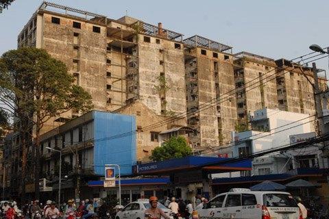 Nơi đây từng được xem là tòa nhà đẹp nhất Sài Gòn xưa.