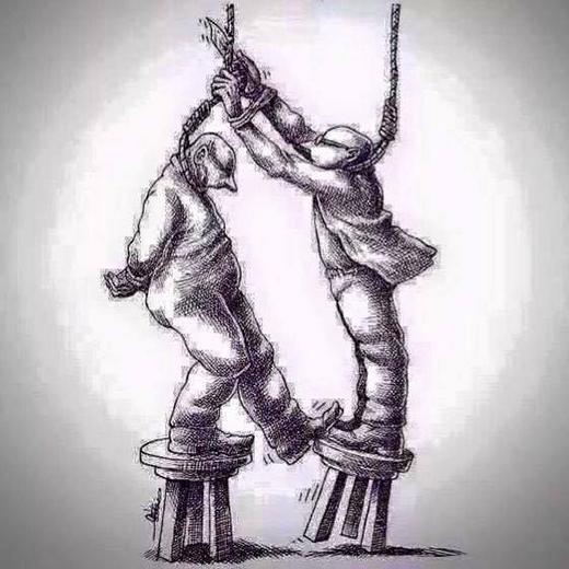 Đôi khi ngườimà mình đang cố hết sức để giúp đỡ, để níu họ quay lại con đường sống thì lại là người muốn hại mình. Biết sao được, mỗi người mỗi tính mà. Cách duy nhất để thay đổi chính là biết cách chọn bạn mà chơi thôi.