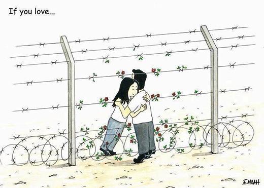 """Chuyện tình yêu thì dù có thế nào cũng phải chấp nhận thôi. """"Yêu là chết trong lòng một ít"""" mà."""