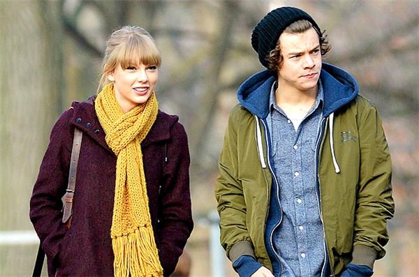 """Có tin đồn Harry """"đá"""" Taylor vì cô quá nhàm chán và tẻ nhạt"""