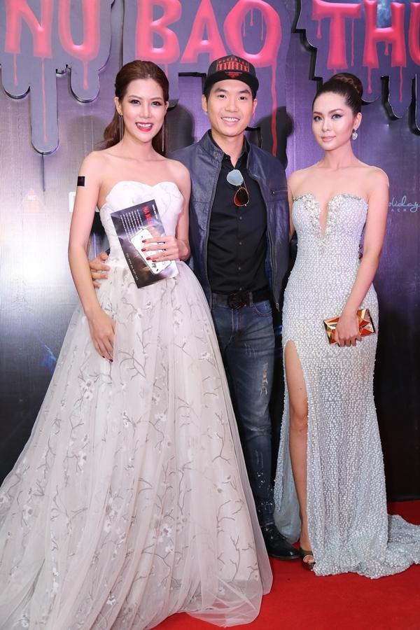 Trương Nam Thànhbên hai nữ diễn viên trẻMai Hàn và Thanh Trần. - Tin sao Viet - Tin tuc sao Viet - Scandal sao Viet - Tin tuc cua Sao - Tin cua Sao