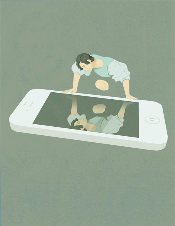 Hội chứng quá yêu bản thân mình trên mạng xã hội.