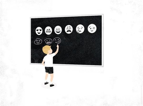 Và 1 thứ ngôn ngữ mới đã xuất hiện, bắt chúng ta phải học, đó là Emoji.